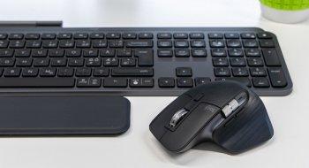Test: Logitech MX Keys