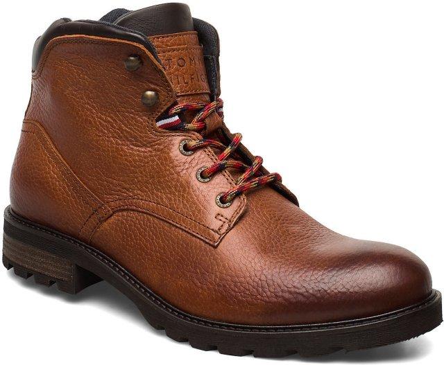 Tommy Hilfiger Winter Textured Boot