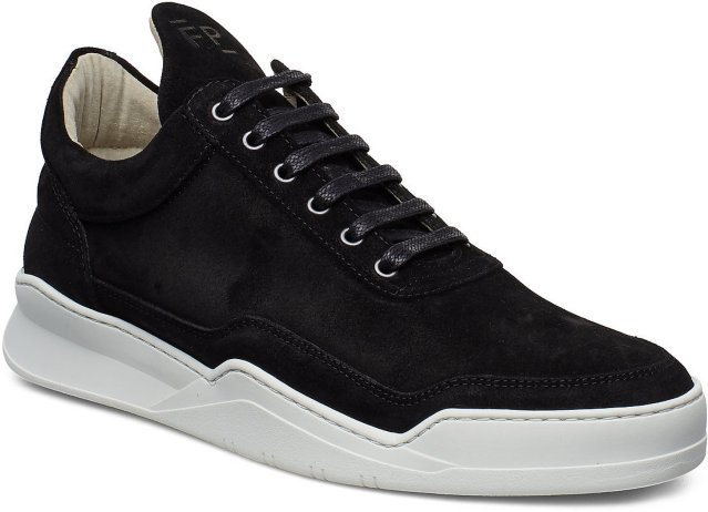 Filling Pieces Low Top Ghost Suede (Herre)