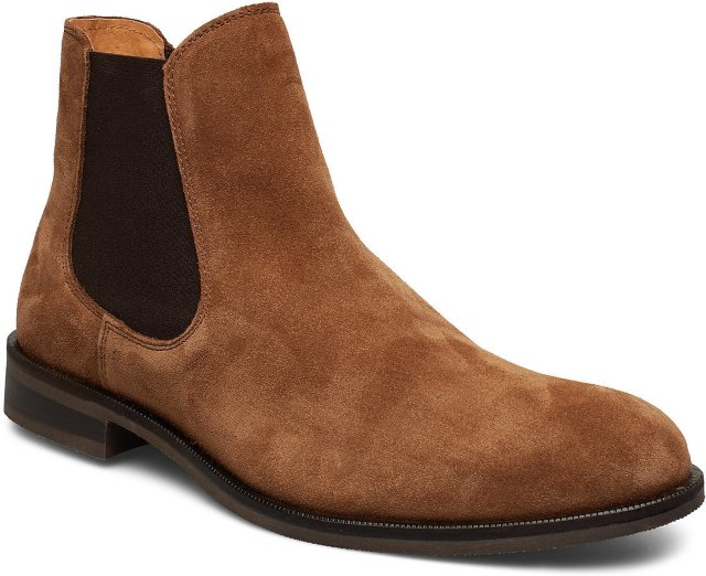 Selected Homme Louis Suede Chelsea