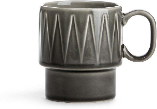 Sagaform Coffee & More kaffekopp grå 25cl