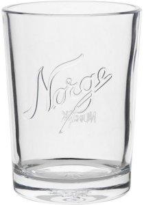 Norgesglasset kjøkkenglass 25cl 6 stk