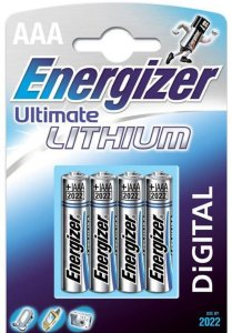 Energizer UltLith AAA L-92 4PK