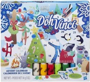 Hasbro DohVinci Style Your Season adventskalender