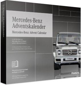 Mercedes-Benz G-Class adventskalender