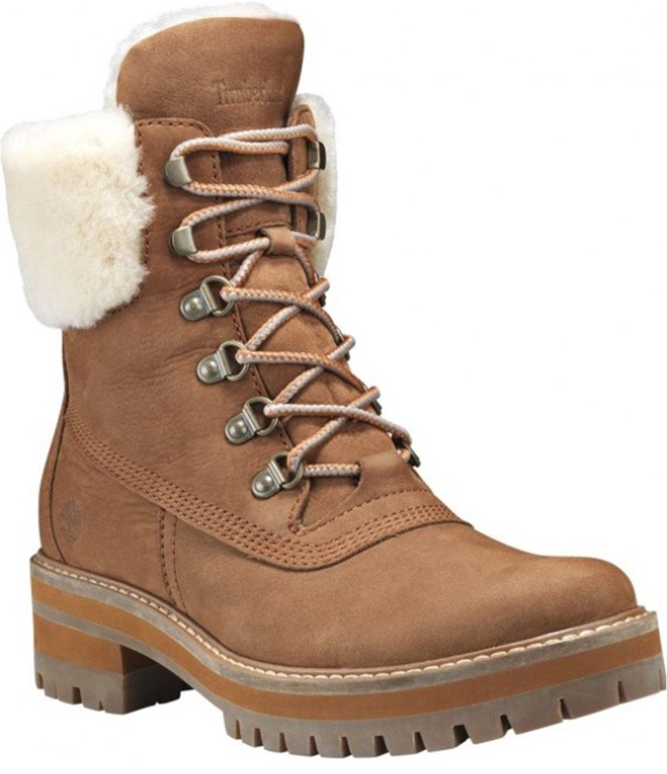 Timberland Courmayeur Valley Shearling Boots
