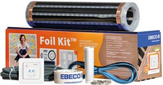 Foil Kit 6m² 65W/m2