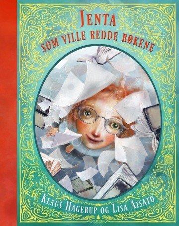 Jenta som ville redde bøkene