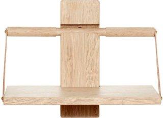 Shelf Wood liten