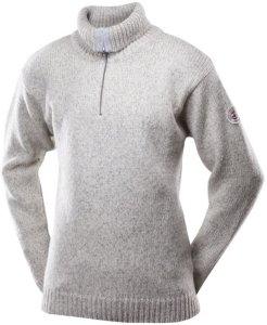 Nansen Sweater Zip Neck (Herre)