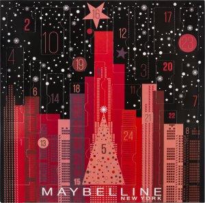 Maybelline adventskalender