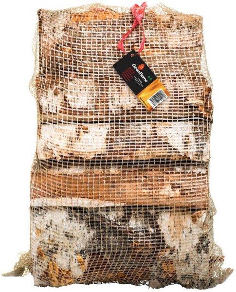 Cleanflame Bjørkeved 15 kg / 40 liter