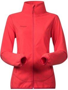 Bergans Lovund Fleece Jacket Women Funktionsfleece