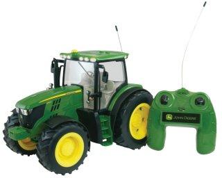 Britains Radiostyrt Traktor John Deere 6090R