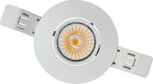 Namron Altea Tilt LED Downlight 8W