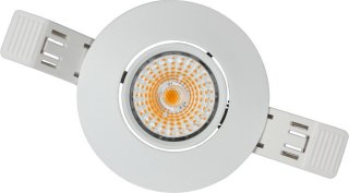 Namron Altea Tilt LED Downlight 8W