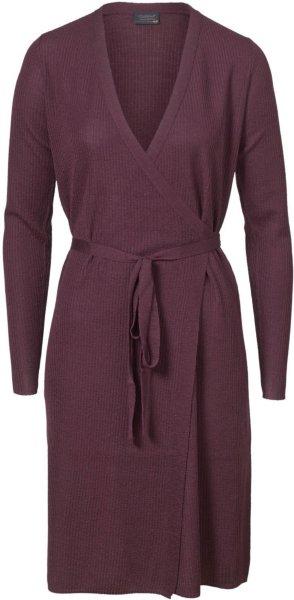 Pierre Robert X Jenny Skavlan Wool Wrap Dress