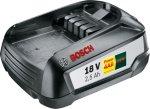Bosch PBA 18 V 2,5 Ah W-B