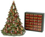 Villeroy & Boch Christmas Toys Memory Tree Advent Calendar