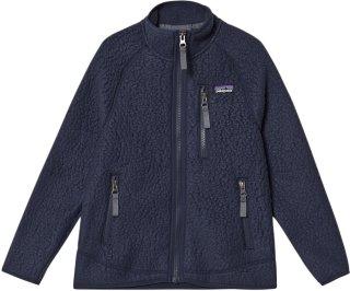 Retro Pile Jacket (Barn/junior)