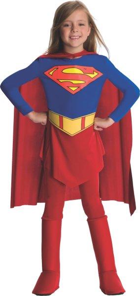 Rubies UK UK Supergirl (Barn)