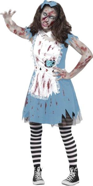 Smiffys Zombie Alice (Junior)