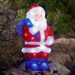 Konstsmide Julenisse LED i akryl