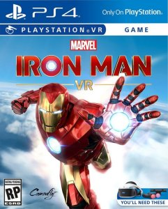 Marvel's Iron Man VR til Playstation 4