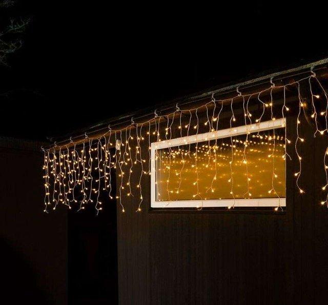 Konstsmide Isregn lysforheng LED 200 lys
