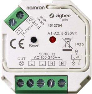 Namron ZigBee Dimmer 4512704