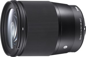 Sigma 16mm f/1.4 DC DN Contemporary for Canon