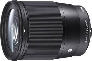 Sigma 16mm f/1.4 DC DN Contemporary for Canon