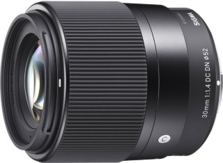 30mm f/1.4 DC DN for Canon