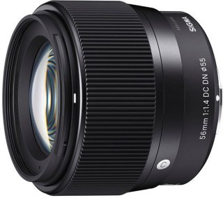 Sigma 56mm f/1.4 DC DN for Canon