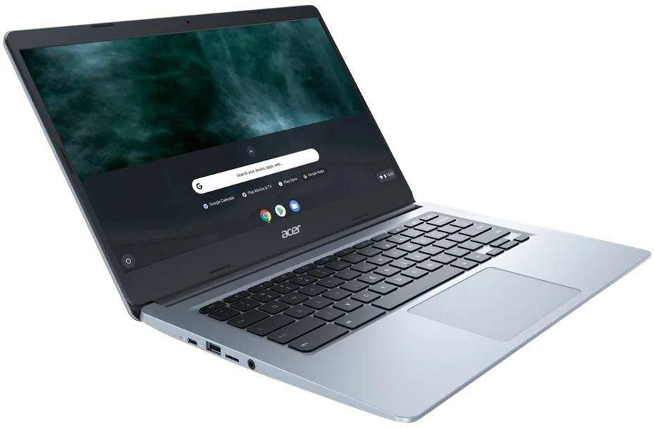 Acer Chromebook 314 CB314 1H C8VP 14 Celeron N4020 4