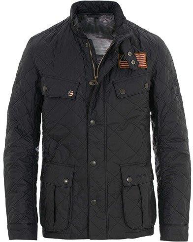 Barbour International Steve McQueen Jeffries Quilted Jacket (Herre)