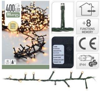 Koopman Lysslynge LED 400 ekstra varmhvit 8m