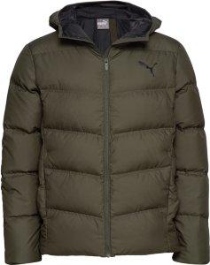 Puma Essential 400 Down Hooded Jacket (Herre)