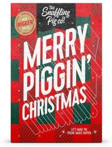 The Snaffling Pig bacosvor-adventskalender