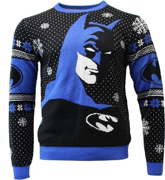Thumbs Up Batman Julegenser (Unisex)