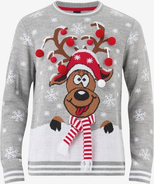 Ellos Christmas Pullover (Herre)