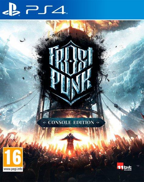 Frostpunk til Playstation 4