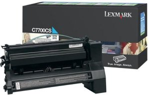 Lexmark C7700 Cyan