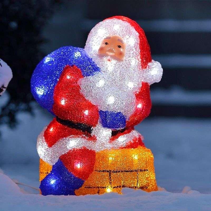 Konstsmide Julenisse LED 38cm