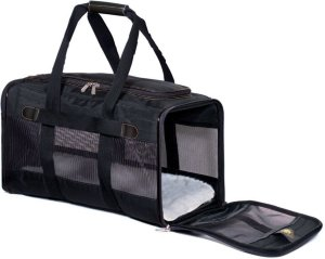 Sherpa Original Deluxe Pet Carrier (str. Medium)