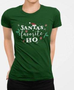 SillySanta Santa's Favourite HO (Dame)