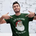 SillySanta Ask Your Mom If I'm Real (Herre)