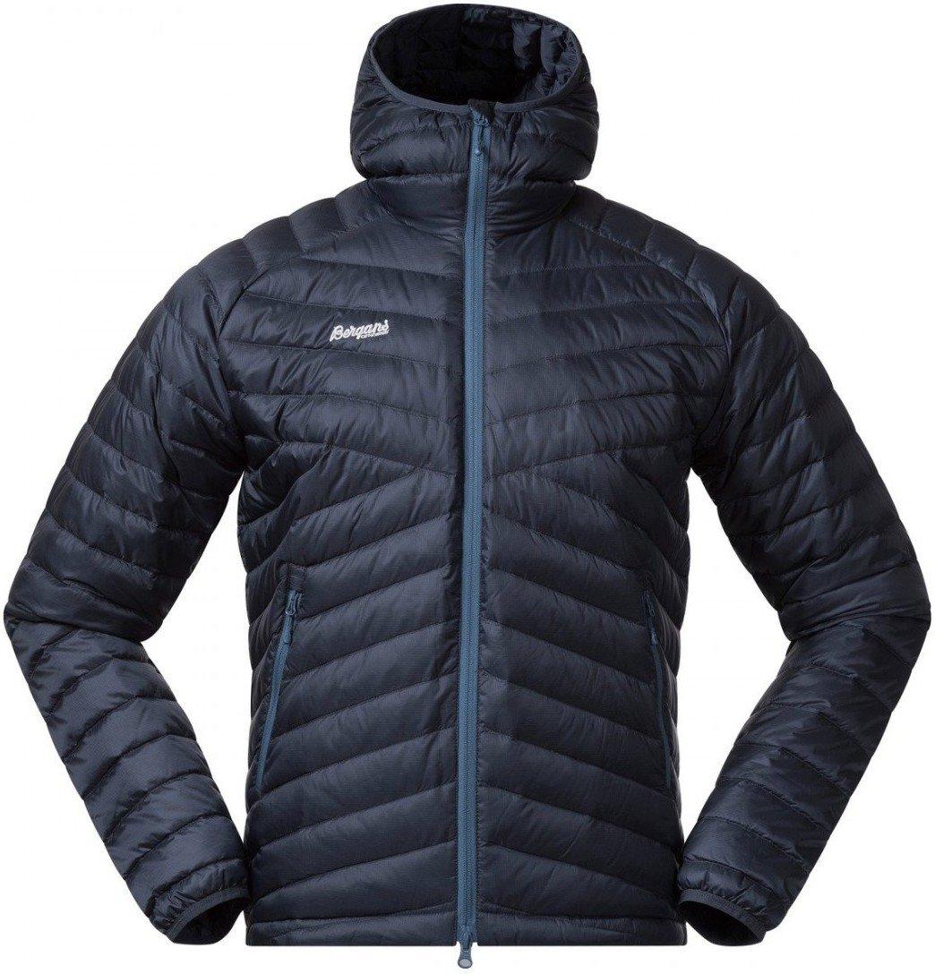 Bergans Romsdal Down Jacket, dunjakke herre Grå