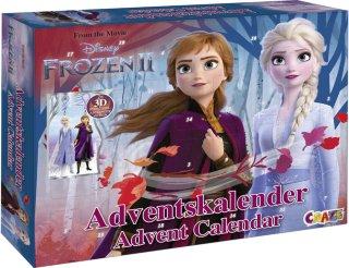 Frozen 2 adventskalender