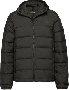 Adidas Helionic Down Hooded Jacket (Herre)